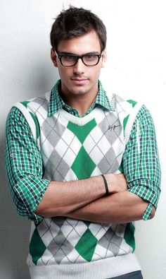 I'm so much more attracted to the nerdy geeky guy