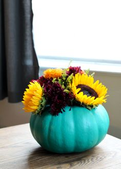 Pumpkin Vase   The Crafted Life