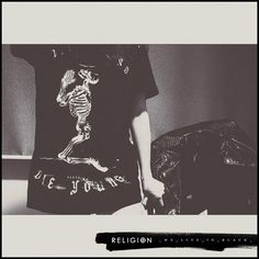 O_O_T_D  To be featured, just upload your Religion photos to Instagram with #WeLiveInBlack @bitethbullet