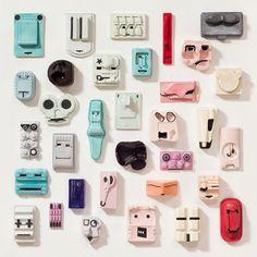 """Patricia Camet #ceramics [""""emoticons 23"""", 2011]"""