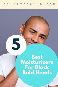 Black bald heads need moisturizer because any skin exposed to the elements (sun, wind, cold) is prone to becoming dry. Hair Free Club reviewed 5 moisturizers that are best suited. We have highlighted each product's features, the pros and cons and the product we feel is the best choice. Once you are familiar with each product you will feel confident in making your purchase and be pleased with the results. Download the report… #moisturizersbaldheads #blackbaldheads #moisturizersblackbaldheads Scalp Moisturizer, Cracked Skin, Bald Heads, Dry Scalp, Flawless Skin, Free Hair, Hair Care Tips, Moisturizers, Look At You