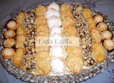 Gâteaux aux amandes | Les secrets de cuisine par Lalla Latifa