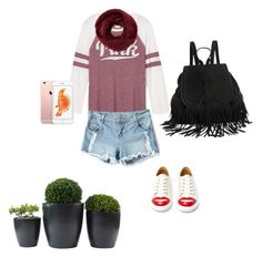 """""""Like you know"""" by leakanbar on Polyvore featuring Charlotte Olympia and TOMS"""
