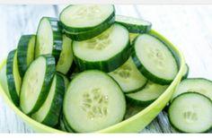 Verlies 7 kilo in 10 dagen met dit komkommerdieet!