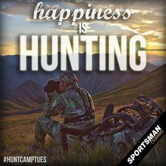 #HuntCampTues #Hunting #Happiness