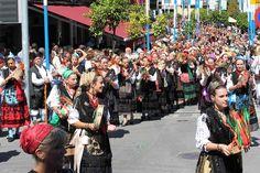 Fiesta de la Virgen de la Guía, 8 de septiembre, Llanes, Asturias.