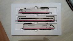 Модель скорого поезда Ice, производитель Fleischmann, масштаб H0
