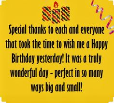 Birthday Wishes Reply, Happy Birthday, Food Cravings, Thankful, Education, Words, Quotes, Happy Brithday, Quotations