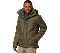 Royal Robbins Men's Weather All Parka Dark Galaxy Green Rain Jacket | Coat,  Jacket and