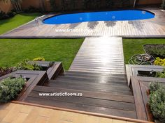 Deck, Exterior, Outdoor Decor, Home Decor, Homemade Home Decor, Decks, Interior Design, Outdoor Rooms, Home Interiors
