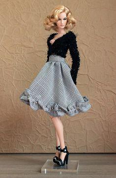 new outfit for 16 in fashion  dolls | par rregi200