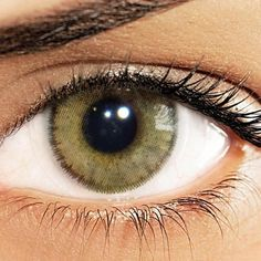 Eyes of Solotica Natural Ocre Coloured Contact Lenses