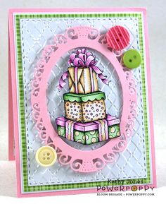 Inspired to Stamp: Party Time!!!
