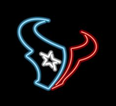 Houston Texans Neon Sign NFL Neon Signs Make your room the ultimate fan cave with our NFL Logo Neon Signs. The Houston Texans Neon Signs look great and are a fantastic way to show your team support. Our NFL Logo Neon Signs are American Made and Houston Texans Football, Football Fans, Texans Vs, Denver Broncos, Houston Astros, Football Season, Neon Light Signs, Led Neon Signs, Bulls On Parade