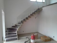 Installation staircase / Installation Treppe Stairs, Home Decor, Stairway, Timber Wood, Decoration Home, Room Decor, Staircases, Home Interior Design, Ladders