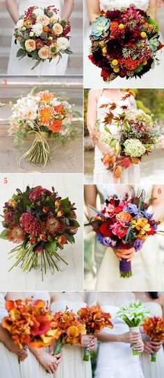Wedding Bouquet pick the right wedding bouquet