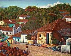 Paisaje de El Salvador