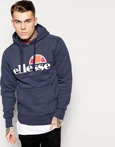 Agrandir Ellesse - Sweat classique avec capuche et logo Ellesse Jacket f080eda797b