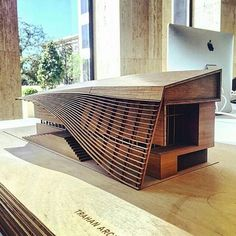 """585 Likes, 5 Comments - Drew Mello (@drumello) on Instagram: """"@Regrann from @parametric.architecture -  Design an model by Trahan Architects. #trahanarchitects…"""""""