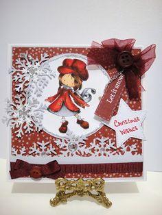Arty Andrea I Card, Advent Calendar, About Me Blog, Holiday Decor, Home Decor, Decoration Home, Room Decor, Advent Calenders, Home Interior Design