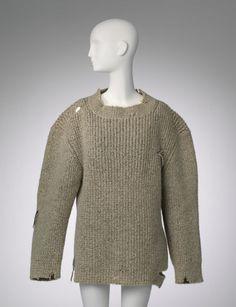Knitwear, Men Sweater, Pullover, Knitting, Sweaters, Jackets, Metropolitan Museum, Design, French