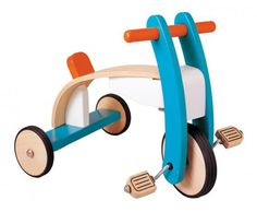 Plan Toys Wooden Tricycle