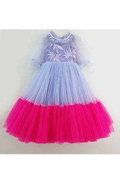 Gowns For Girls, Frocks For Girls, Dresses Kids Girl, Girl Outfits, Baby Girl Frocks, Kids Frocks, Baby Girl Frock Design, Stylish Gown, Kids Dress Patterns