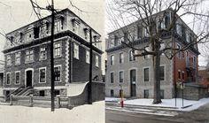 https://flic.kr/p/b9KofR | Vers 1899-2012 | Procure des soeurs des Saints-noms-de-Jésus-et-Marie, 441 rue de Lagauchetière est.  Source : Le diocèse de Montréal à la fin du XIXe siècle.