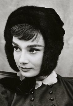 Audrey Hepburn-War and Peace