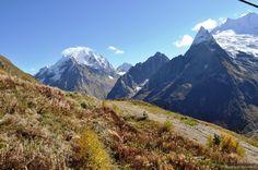 Caucasus. Karachay-Cherkessia. Dombay (Musa Achitara).