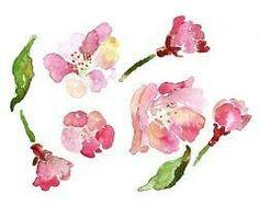 Cherry blossoms watercolour favorite