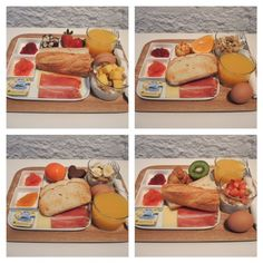 Start the day with a lovely breakfast @ ABCyou B&B Valencia, Spain  www.abcyou.es