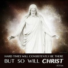 Christ will always be there