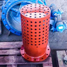 Клапан 16с42нж Ду350 (16ч42р) Fire
