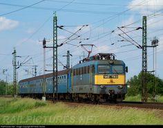 Net Photo: 1163 Hungarian State Railways (MÁV) at Érd, Hungary by Firbás Oszkár Bahn, World, Vehicles, Trains, Europe, Hungary, The World, Car, Vehicle