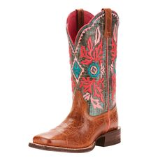 Women's Magnolia Western Boots in Bite The Dust Brown Leather, size B / Medium by Ariat Ariat Boots Womens, Cowboy Boots Women, Cowgirl Boots, Western Boots, Riding Boots, Boot Bling, Expensive Shoes, Fashionable Snow Boots, Justin Boots
