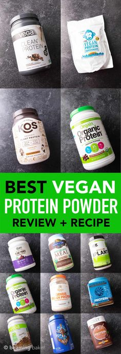Healthy Snacks : Best Vegan Protein Powder RANKED – Chocolate edition + RECIPE – Healthy & Lifestyle : Explore & Discover the best and the most trending Healthy Tips, Ideas & Inspiration Best Vegan Protein Powder, Healthiest Protein Powder, Protein Powder Reviews, Organic Protein Powder, Protein Powder Shakes, Plant Based Protein Powder, Chocolate Protein Powder, Protein Powder Brands, High Protein Muffins