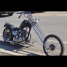 Mini Chopper Springer Front Ends - 0425