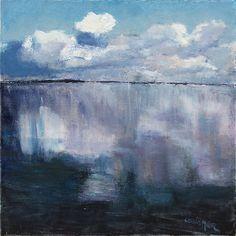Laguna by Connie Miller Oil ~ 24 x 24