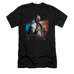 Batman Arkham City - Two Face Adult Slim Fit T-Shirt