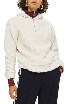 Fleece Quarter-Zip H