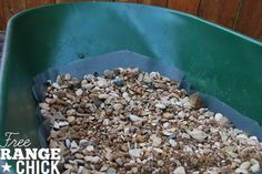 wheelbarrow planter  how to