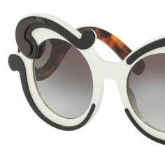 97b64d6fe557 7 Best Sunglasses images | Prada, Eye Glasses, Eyeglasses