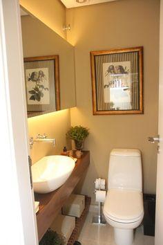 como decorar um banheiro - cuba de apoio