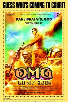 OMG! Oh My God Poster