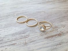 Check out this item in my Etsy shop https://www.etsy.com/il-en/listing/129170689/set-of-3-rings-gold-ring-3-stacking-ring