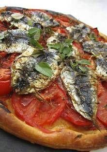 Sardine Recipes, Four, Plaque, Vegetable Pizza, Quiches, Vegan, Vegetables, Diy, Pizza
