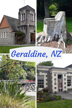 Geraldine, the Heart of South Canterbury and the Gateway to the Southern Lakes. New Zealand Destinations, New Zealand Cities, New Zealand Travel, Tips For Traveling Alone, Packing Tips For Travel, Adventure Bucket List, Life Is An Adventure, Motorhome Travels, Types Of Architecture