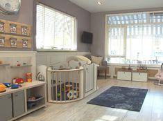 Kinderdagverblijf inrichting MOOi! van John van Neer. Nursery Design, Playroom, Toddler Bed, Preschool, Kids Rugs, Nature, Baby, Furniture, Home Decor