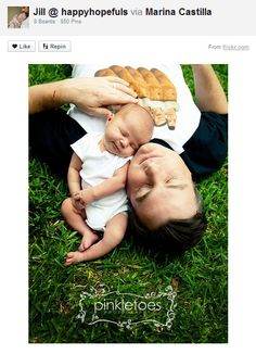 Love this!!! So doing a pic like this if I get married and have a lil' boy:)